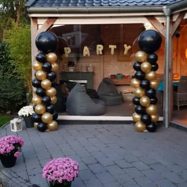 NIEUW – Ballonnenpilaar
